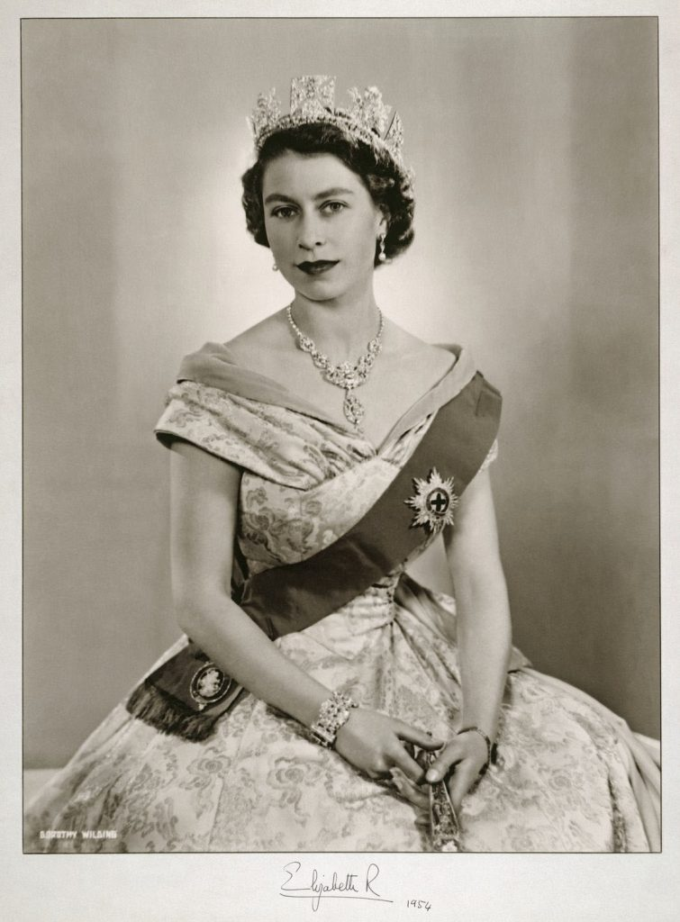 Her Majesty The Queen's Accession Portrait